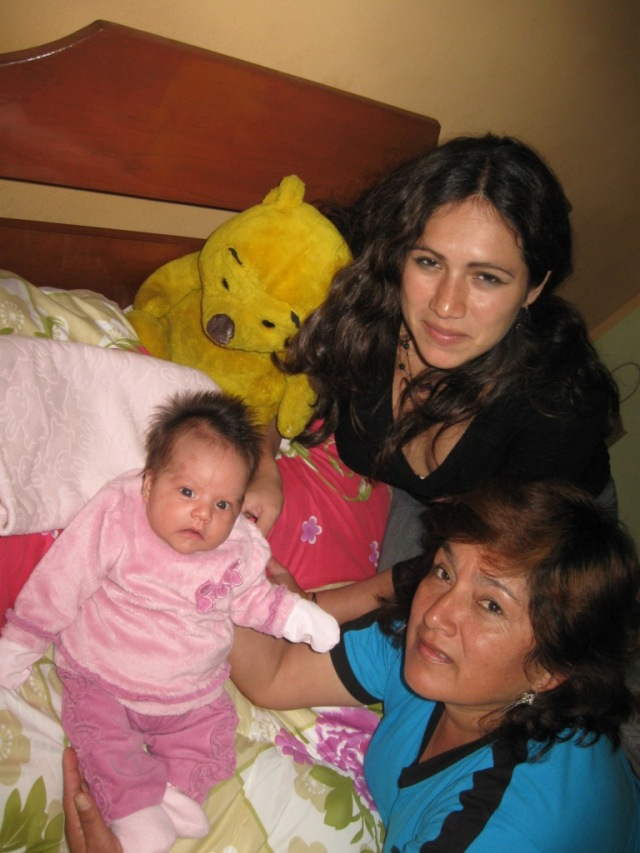Marisa: Tres generaciones